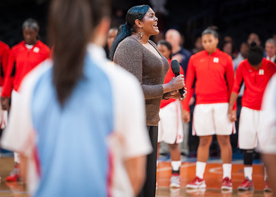 Rutgers Scarlet Knights 73 v Louisiana Tech Lady Techsters 46