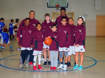 2019 Basketball Team Photos