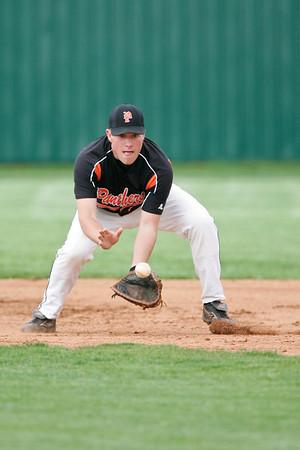 Powell vs Halls Baseball