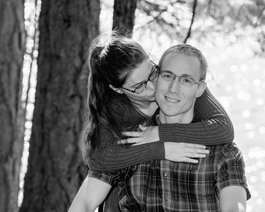 Cliff and Nicole - Engagement Unedited Proofs