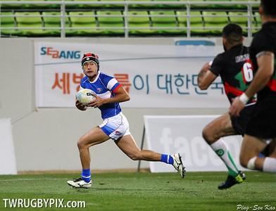 2020年東京奧運亞洲區資格賽(2020 Tokyo Olympic Rugby Sevens Asia Qualifier)