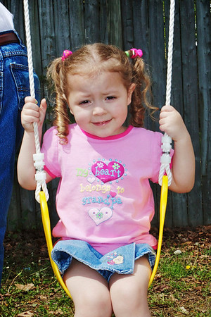 I wish for a Swing set