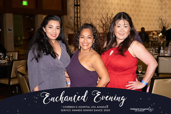 CHLA Service Awards Dinner Dance (1/18/20)