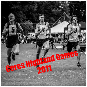 The 2011 Ceres Highland Games