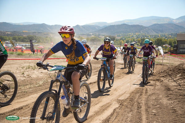 2021 Yampa Region - Eagle Haymaker XC Race - Freshman Girls
