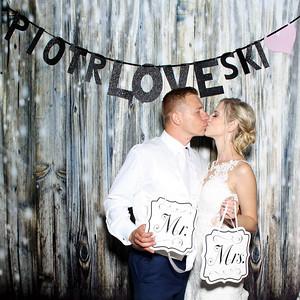2019.06.22 - Monika & Kuba Wedding Mirror Booth