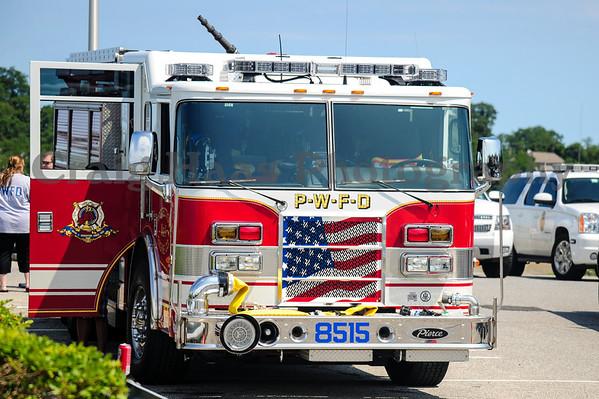 Port Washington FD - Commissioning of 85 Marine 1
