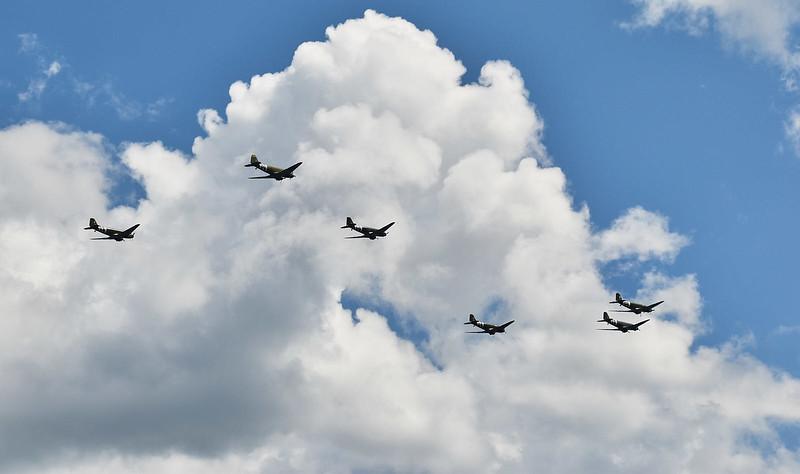 DAKS - Dakotas over Normandy