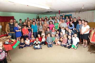 2015 Vajdos Family Christmas