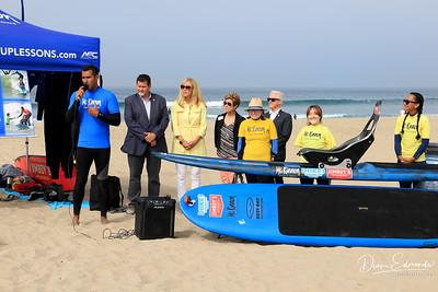 McKinnon Adaptive Surfing Launch 8/13/19