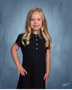 2017-10 Harper Kindergarten School Pictures
