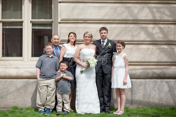 Family Photos - Heidi and Tony