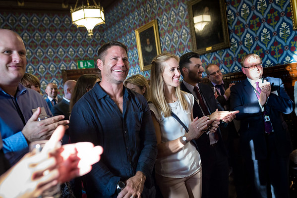 The Great British Spring Clean Launch with Keep Britain Tidy  at the Houses of Parliament