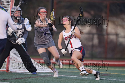 LAX Mt Hope at Portsmouth on May 4, 2018