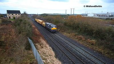 Portlaoise Area (Rail), 13-12-2018