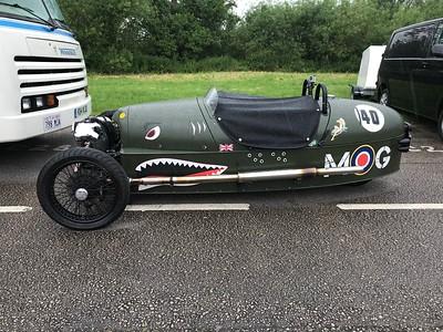 Morgan 3 Wheelers - Curborough Sprint Course - 2nd June 2019