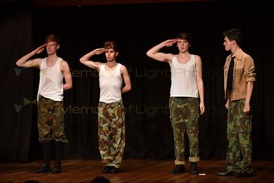 Wellington College: King Lear - Act I sc i