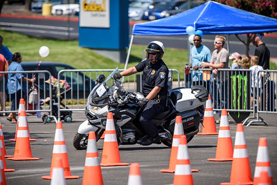 Police Motorcycle Competition - 2017