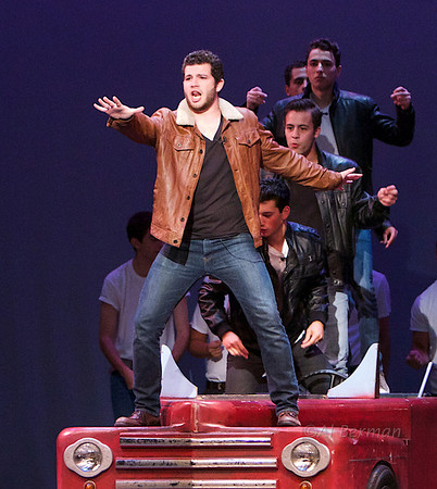 GREASE - SHS Senior play