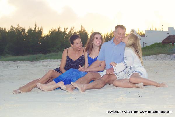 Owen's Vacation Photo Shoot. Exuma, Bahamas