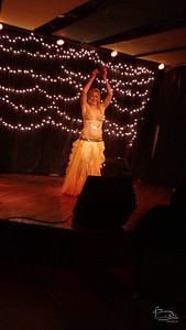 Kandice Grossman, Moonbelly dance studio Zodiac show