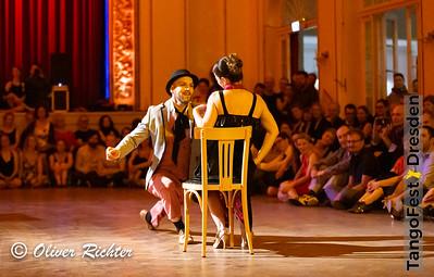 Tangofest Dresden 2019 - Alejandra & Mariano