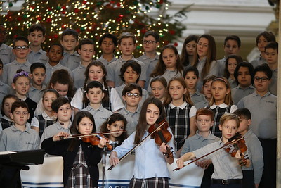 St. Margaret School Performs at Statehouse