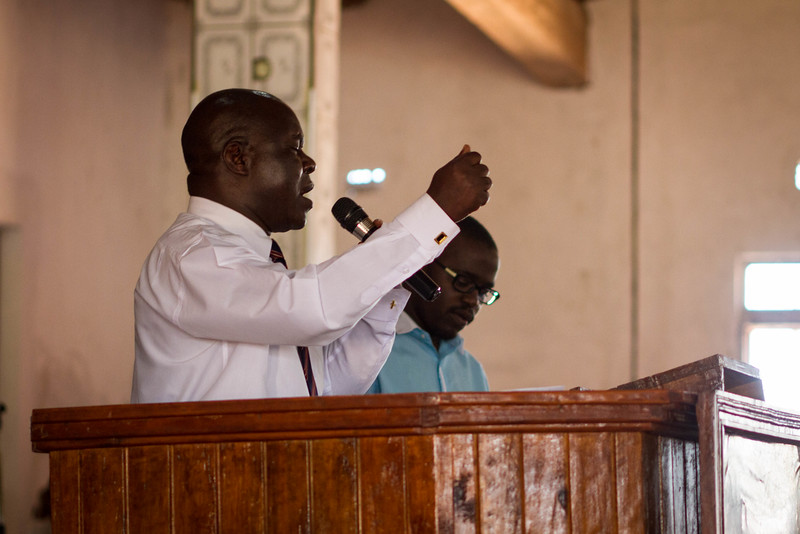 Pastor Stephen