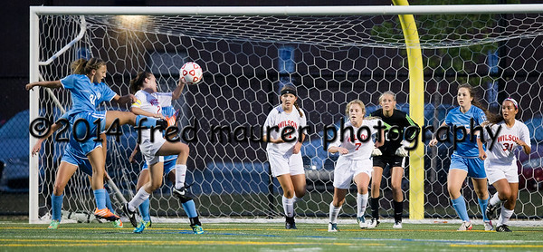 Wilson Girls vs Daniel Boone   9/09/2014