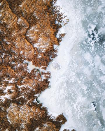 A frozen divide