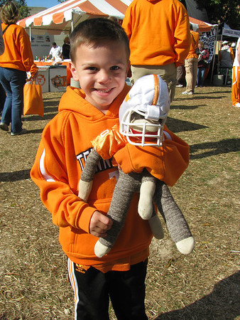 Oct. 1, 2011 - Vols vs. Buffalo