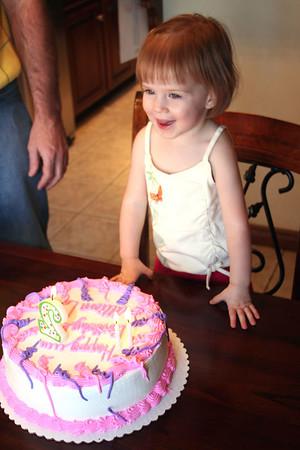 Allison 2nd Birthday