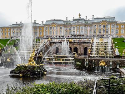 Beth in Russia