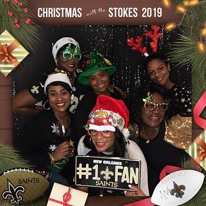 Stokes Christmas Party 12.22.19 @ NOLA Residence
