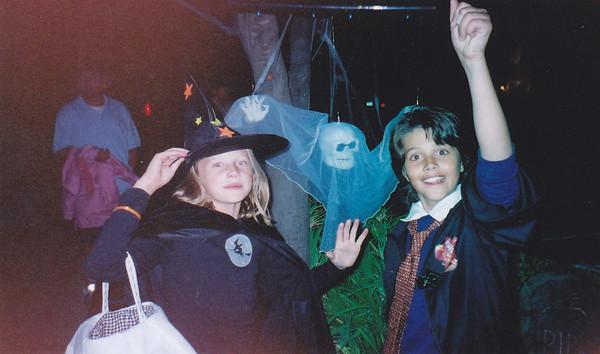 2005 Scanned Halloween (2005)