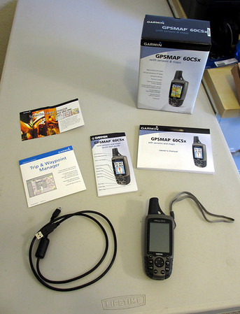 Garmin 60CSx for sale
