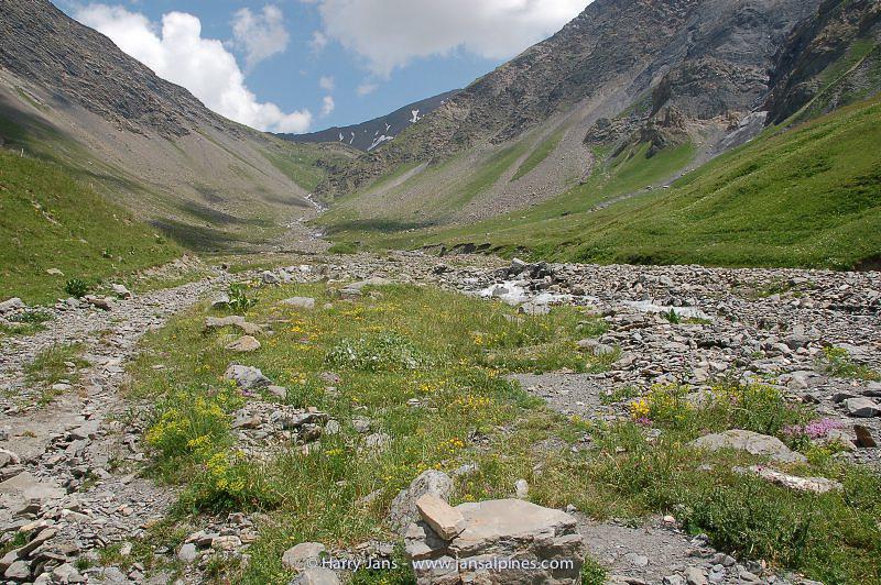 La Grave, -->Goleon, 2300m