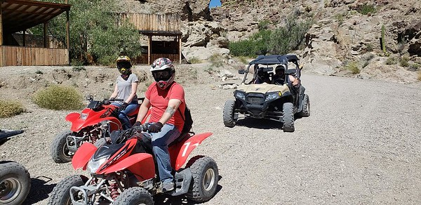 6-8-19 Eldorado Canyon ATV/RZR & Goldmine Tour