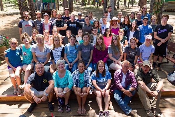 2014 Kidder Creek Summer Staff
