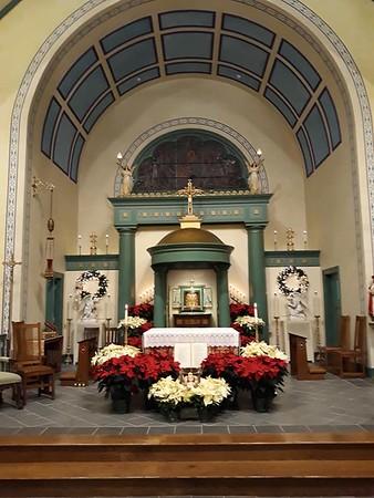 2018.12.25 Christmas at CCB