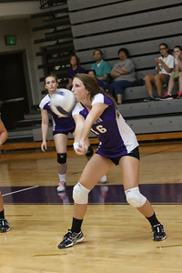 JV Volleyball September 2014