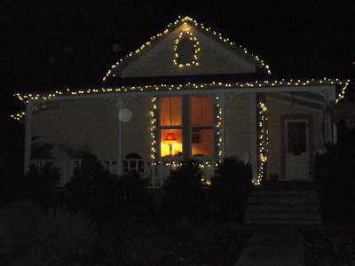 Vine Street Christmas Lights