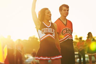 Catholic High Band & Cheer 2015