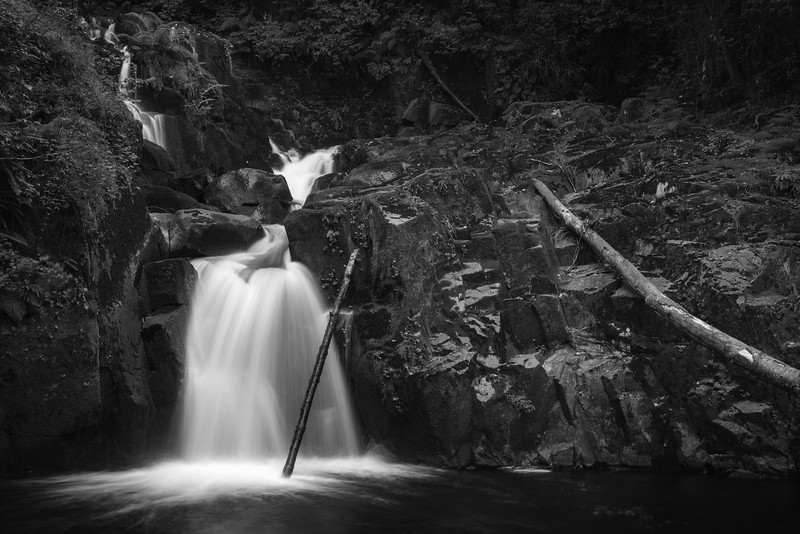 Sweet Creek Falls 1