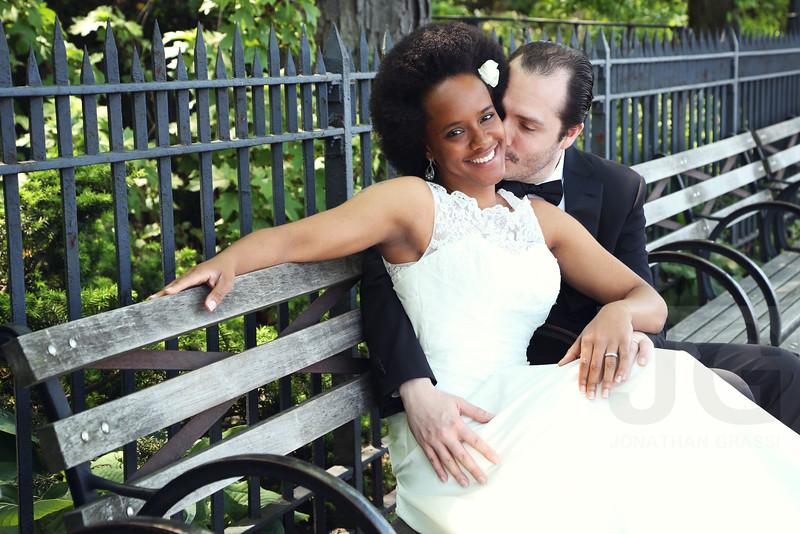 Krystal and Daniel Wedding 052215
