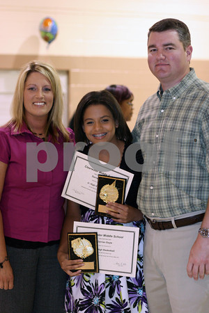 Jr. High Sports Banquet