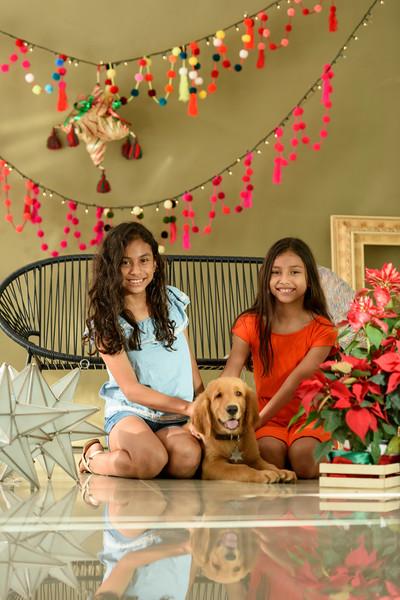 Julia y familia
