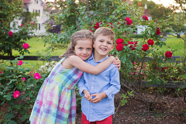 2019 Siblings Session | Boothe Park | Stratford, CT