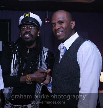 BrightWorks Promotion featuring Beenie Man @ Neighborhood Theater - February 2009