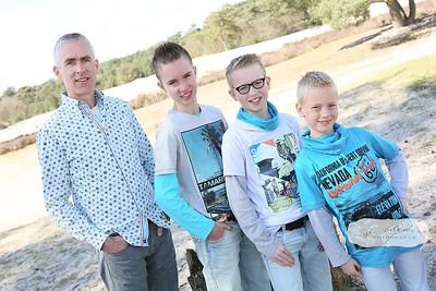 Familiefotografie - Soesterduinen